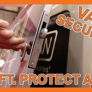 Van Security - ProtectAVan - CV Show 2018